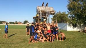 rugby ice bucket challenge