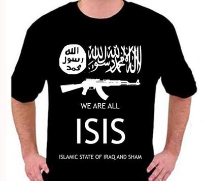 tricou ISIS