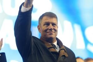 Klaus-Iohannis-la-Timisoara