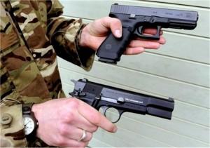 pistol MAPN