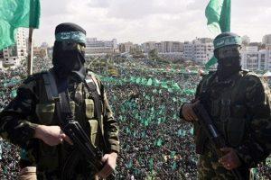 luptatori palestinieni